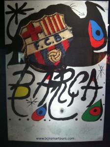 barça Miró