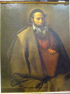 San Pablo. Hacia 1619. MNAC