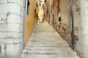 Carrer Barri Vell Girona