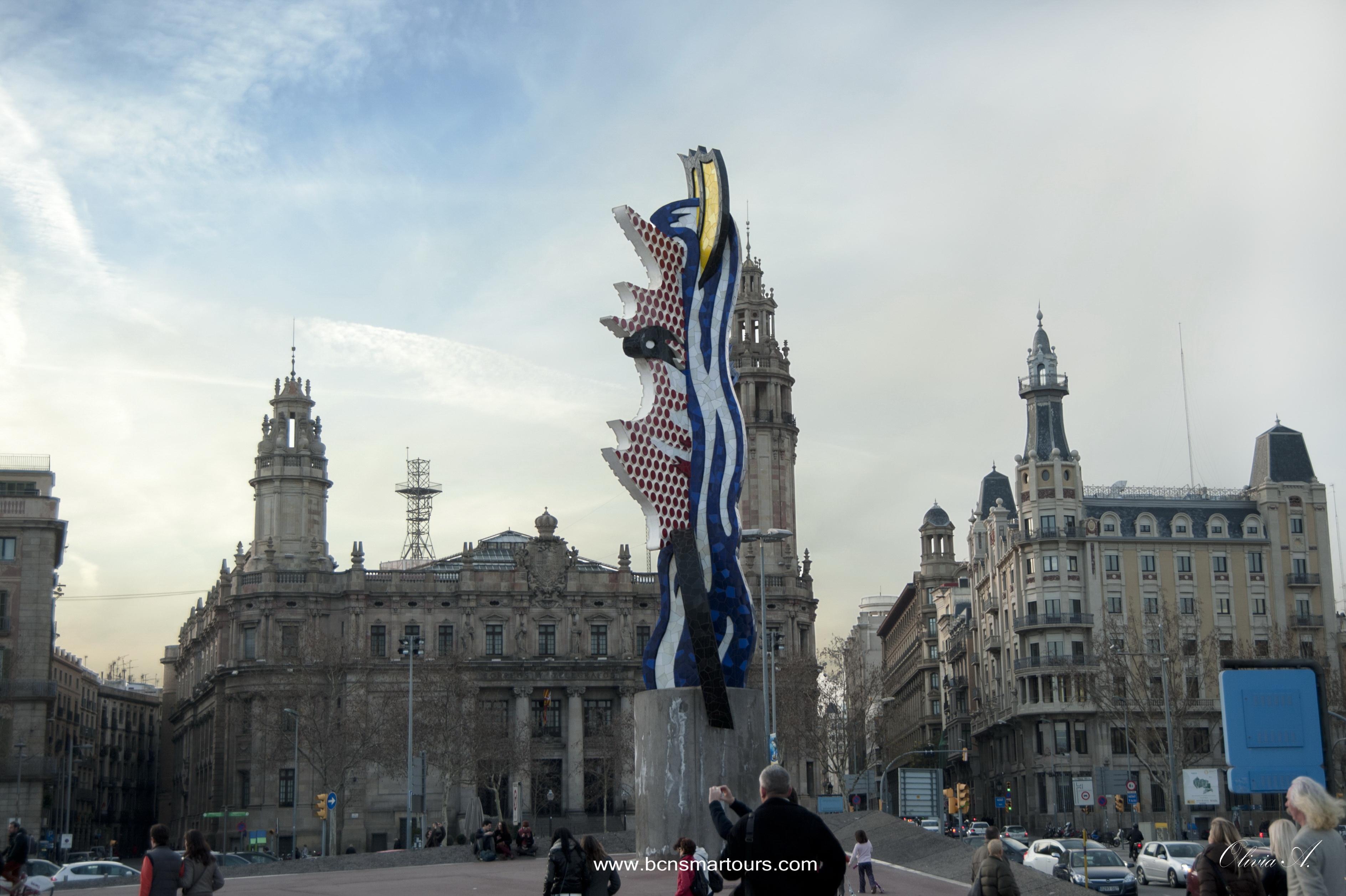La cara de Barcelona