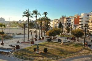 Panoràmica Platja Sitges