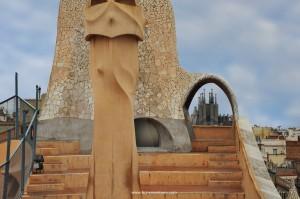 Pedrera + Sagrada Familia