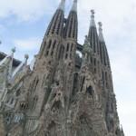 Sagrada Familia. Façana Naixament