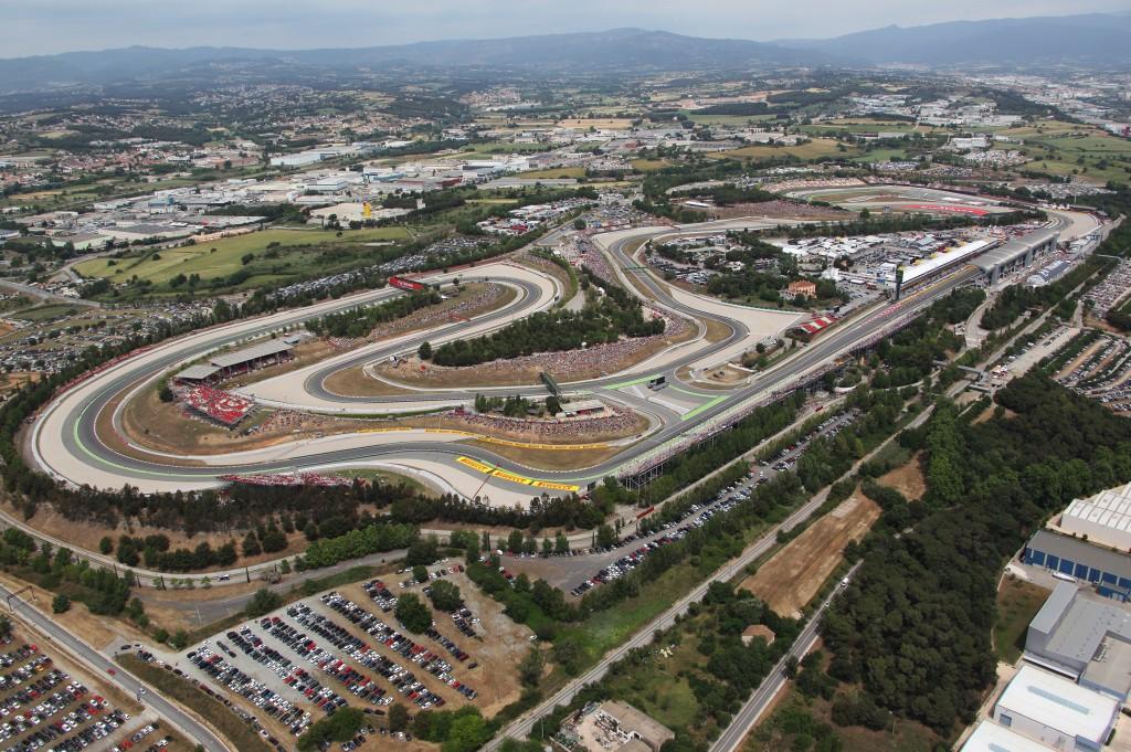 Circuito Montmeló (Barcelona)