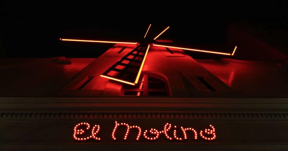 El Molino. Café-concierto. Barcelona