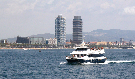 Barcelona-MAR Golondrinas